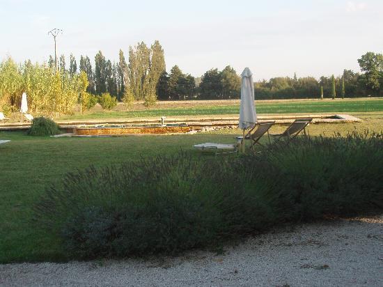 La Garance en Provence : The pool