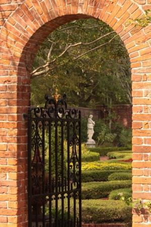 นิวเบิร์น, นอร์ทแคโรไลนา: Into the Garden at Tryon Palace