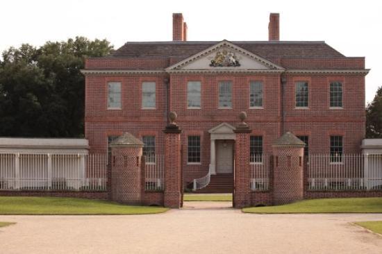 นิวเบิร์น, นอร์ทแคโรไลนา: Tryon Palace New Bern NC.