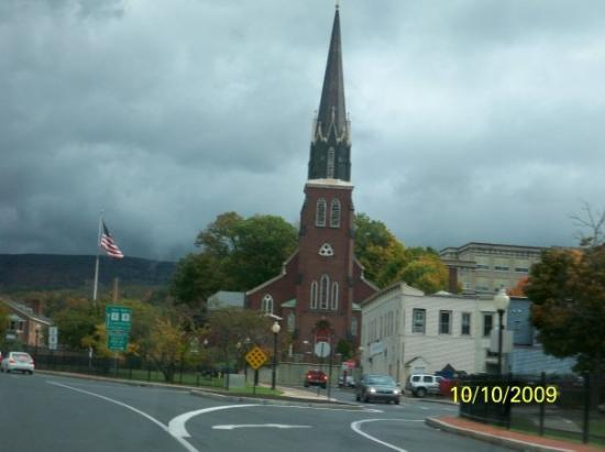 Downtown North Adams Ma Picture Of North Adams