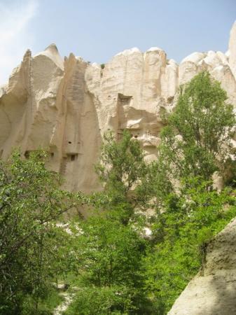 Urgup, Turkey: a capadoccian valley