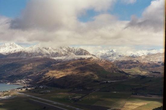 Neuseeland Christchurch Update: Bild Von Queenstown, Otago