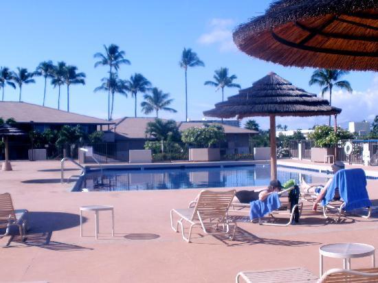Maui Eldorado: The big pool