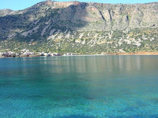 Agios Nikolaos, Yunanistan: SPINALONGA
