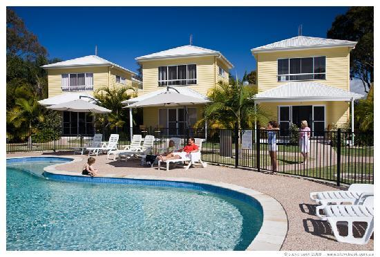 NRMA Treasure Island Resort & Holiday Park: Townhouse Villas