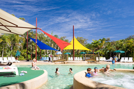 NRMA Ocean Beach Holiday Park: Resort Pool