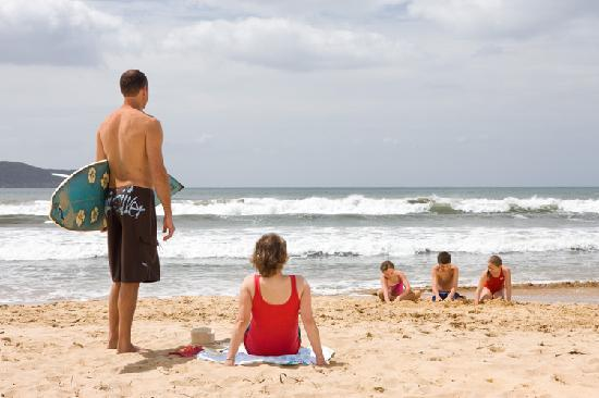NRMA Ocean Beach Holiday Park: Umina Beach