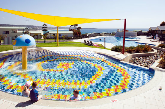 NRMA  Merimbula Beach Holiday Park: Resort Pool