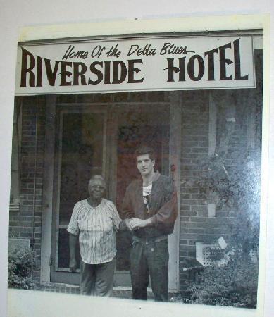 Clarksdale, MS: JFK Jr stayed here