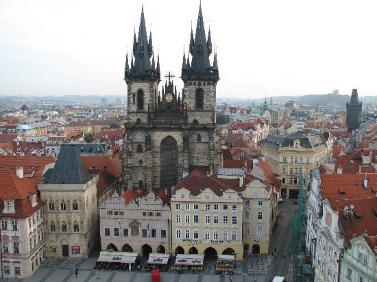 Hotel Praga 1: Old Town Square
