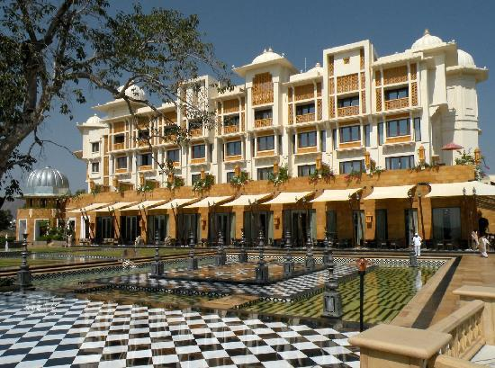 The Leela Palace Udaipur: The Leela Palace Kempinski