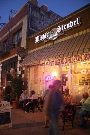 Mishi's Strudel Bakery & Cafe