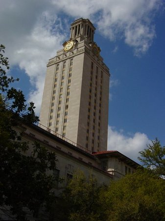 ‪University of Texas Tower‬