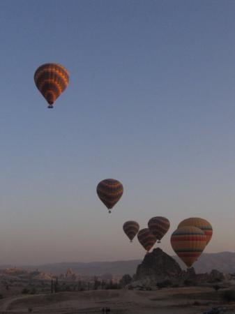 Goreme, Turkey: Cappadoce