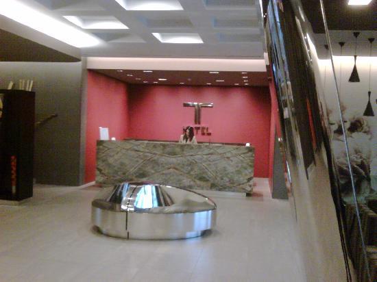 Blu Hotel Brixia: Lobby