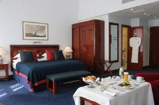 Kempinski Hotel Moika 22: Deluxe Room