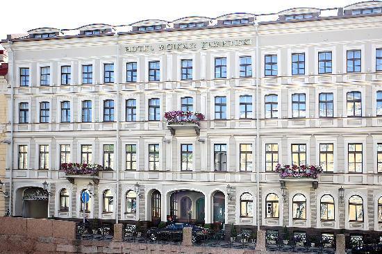 Kempinski Hotel Moika 22 Facade