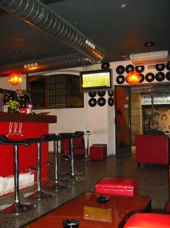LP Bar