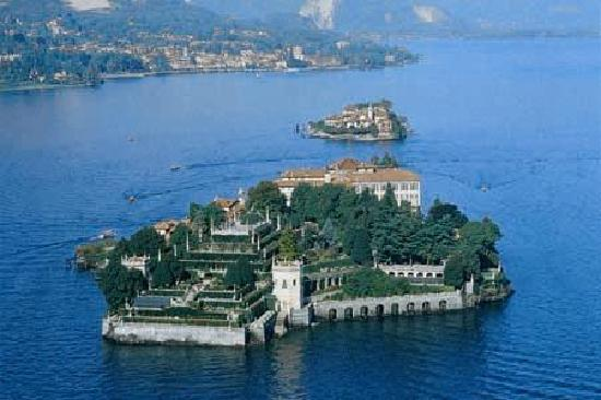 Maggiore Gölü, İtalya: Lago Maggiore Piemonte