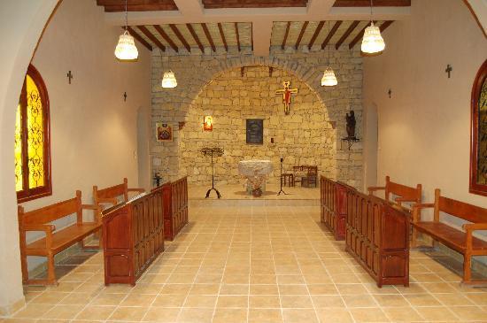 Midelt-Capilla Monasterio N.D. de l'Atlas