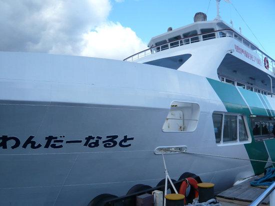 Naruto Cruise Ship(Wonder Naruto・Aqua Eddy)