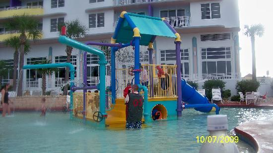 Wyndham Ocean Walk Kids Pool Our 2 Yr Old Loved It