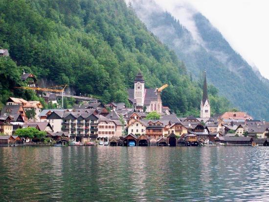 Weyregg am Attersee, Austria: Hallstatt