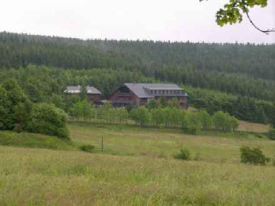 Kurort Oberwiesenthal, Germany: Hotelansicht