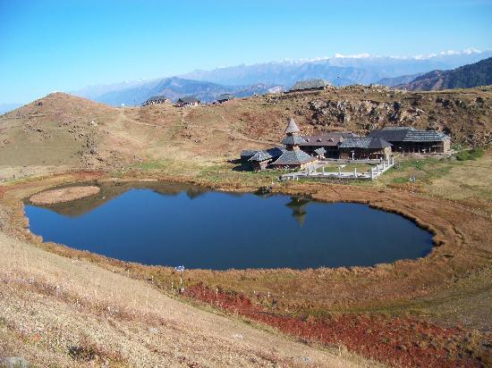 Himachal Pradesh, Inde : Parashar Lake - 2009, Oct