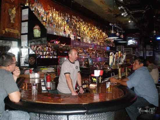 Aero Club Bar: san diego whiskey bar