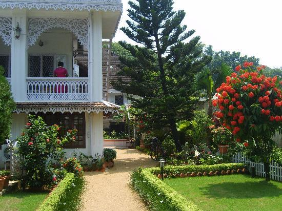 the garden - picture of delight - fort kochi, kochi (cochin