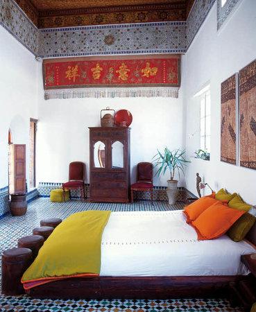 Riad Numero 9: master suite