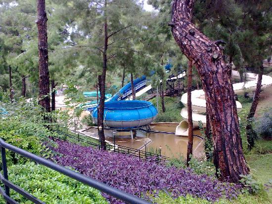 Utopia World Hotel: aquapark