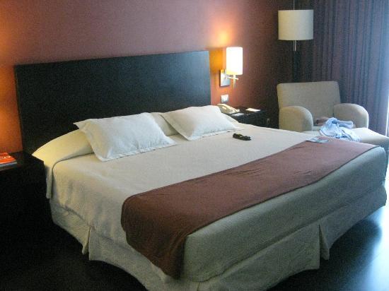 Foto de nh puebla centro hist rico puebla la cama grande - Camas grandes ...