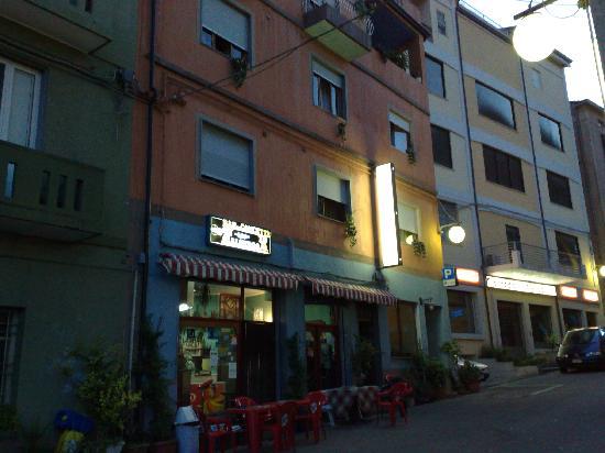 Hotel Ristorante da Concetta: front of the hotel
