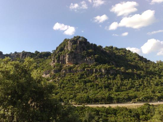 Hotel Ristorante da Concetta: small Tacco mountain
