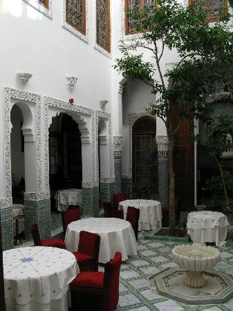 Dar Al Andalous: Interno