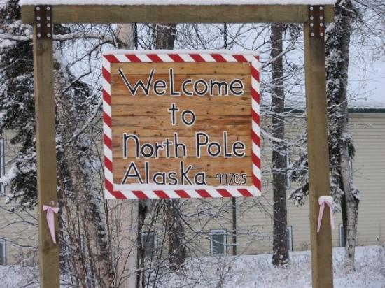 North Pole Ak Where It S Christmas 365 Days A Year
