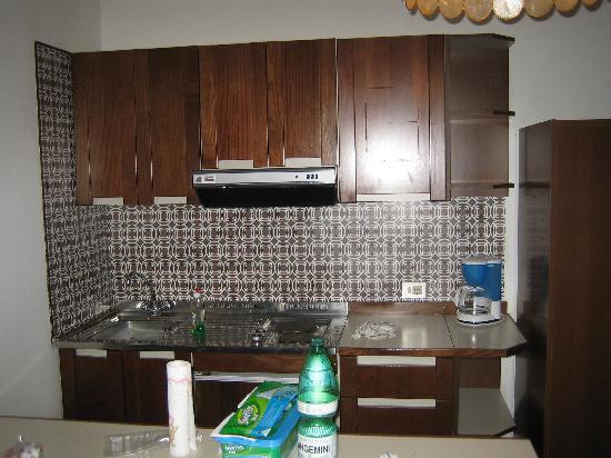 Oasi: Küchenzeile