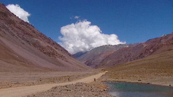 Cuyo, อาร์เจนตินา: paso internacional agua negra san juan argentina