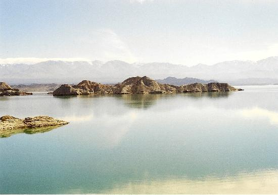 Cuyo, Argentina: dique cuesta del viento rodeo san juan argentina