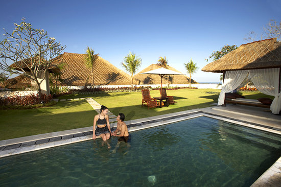 Ocean Blue Bali : Spacious private pool villa