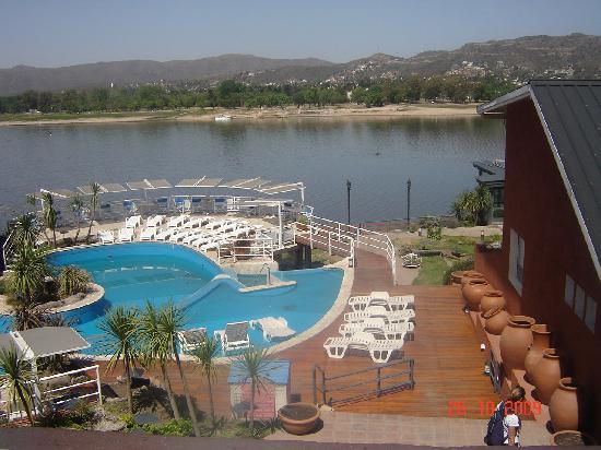 Lake Buenavista Resort: vista desde la habitacion