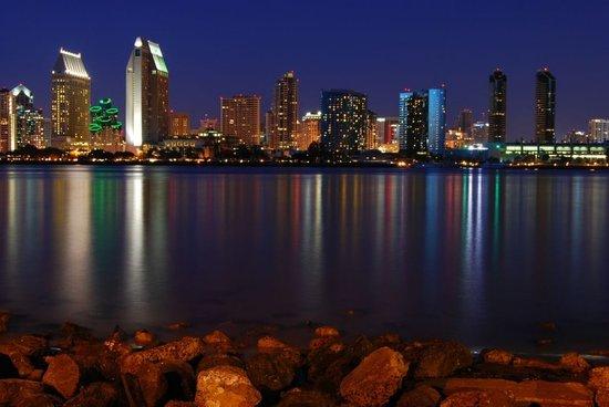 Сан-Диего, Калифорния: San Diego Skyline