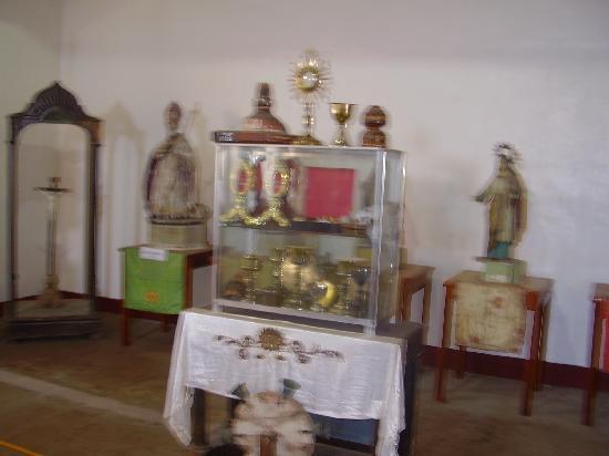 St Francis de Assisi Church: St Francis de Assisi Ecclesiatical Museum, Siquijor Town, Siquijor Island, Philippines