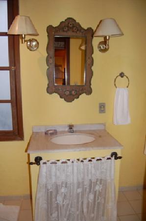 Hotel Pousada Esmeralda: bathroom