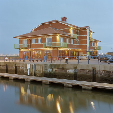 Hartlepool, UK: Krimo's on Hartlpool Marina