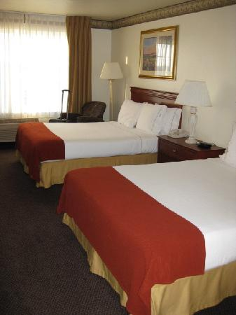 Comfort Inn & Suites Walla Walla: comfortable beds