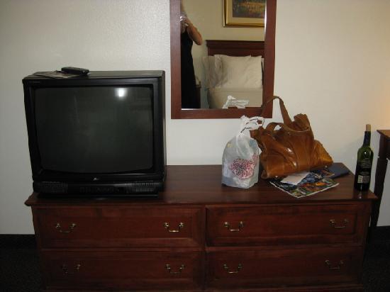 Comfort Inn & Suites Walla Walla: no frills