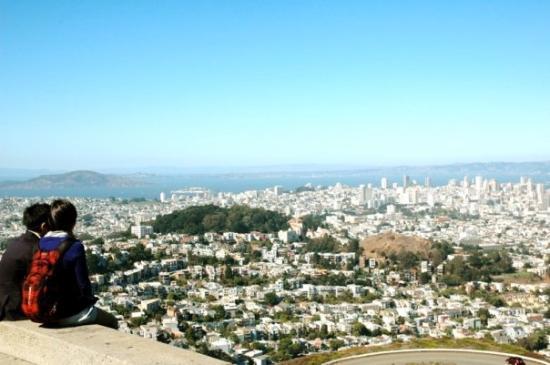 Twin Peaks Cafe San Francisco